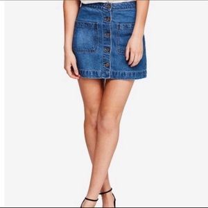 NEW Free People Don't Get Me Wrong High Waist